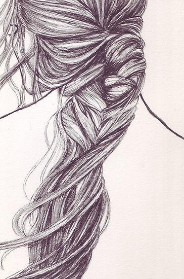 Drawn braid fishtail braid On best Find on and