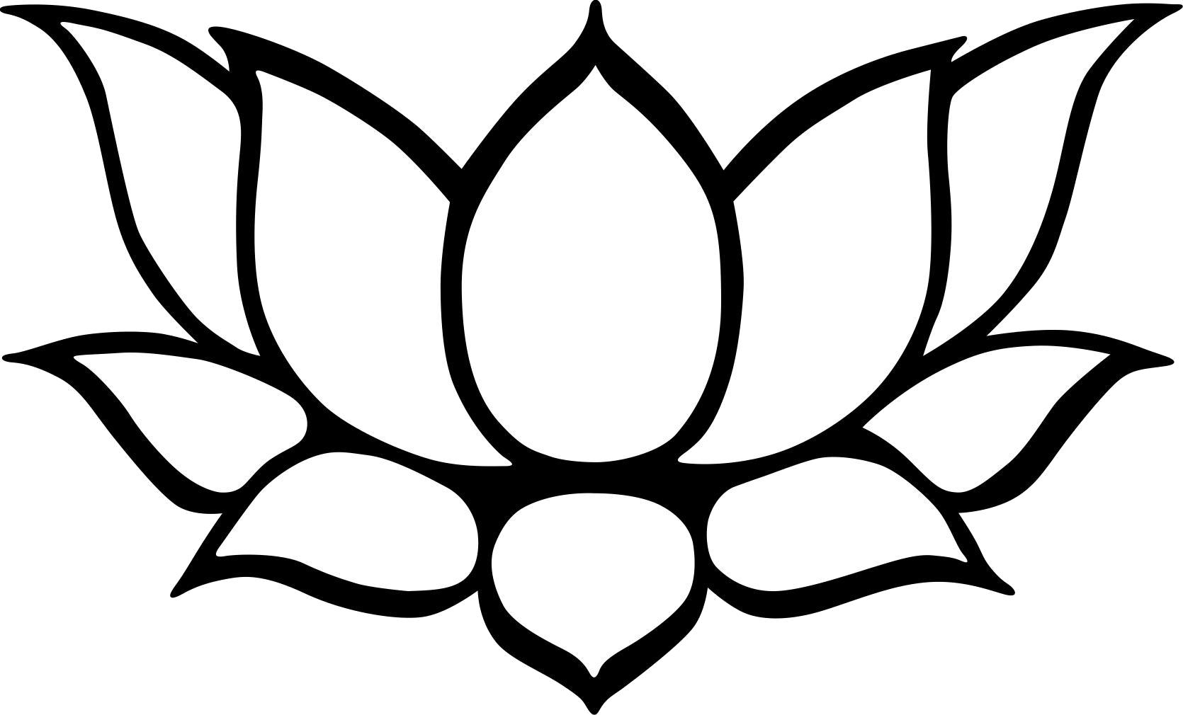 Drawn lotus Art Lotus Download Free Drawing