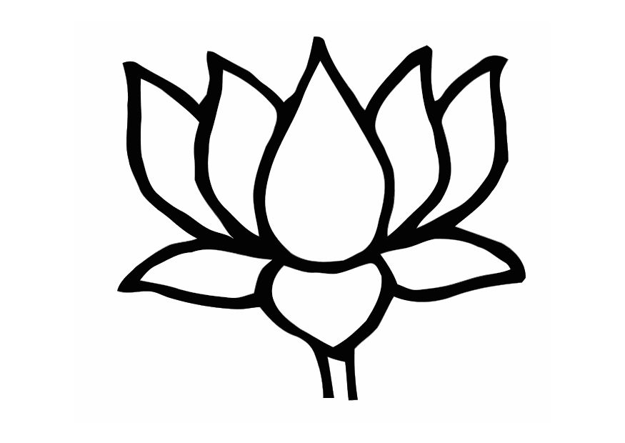 Sketch clipart lotus plant Buddhist Sheets Flower Inspired Sheets