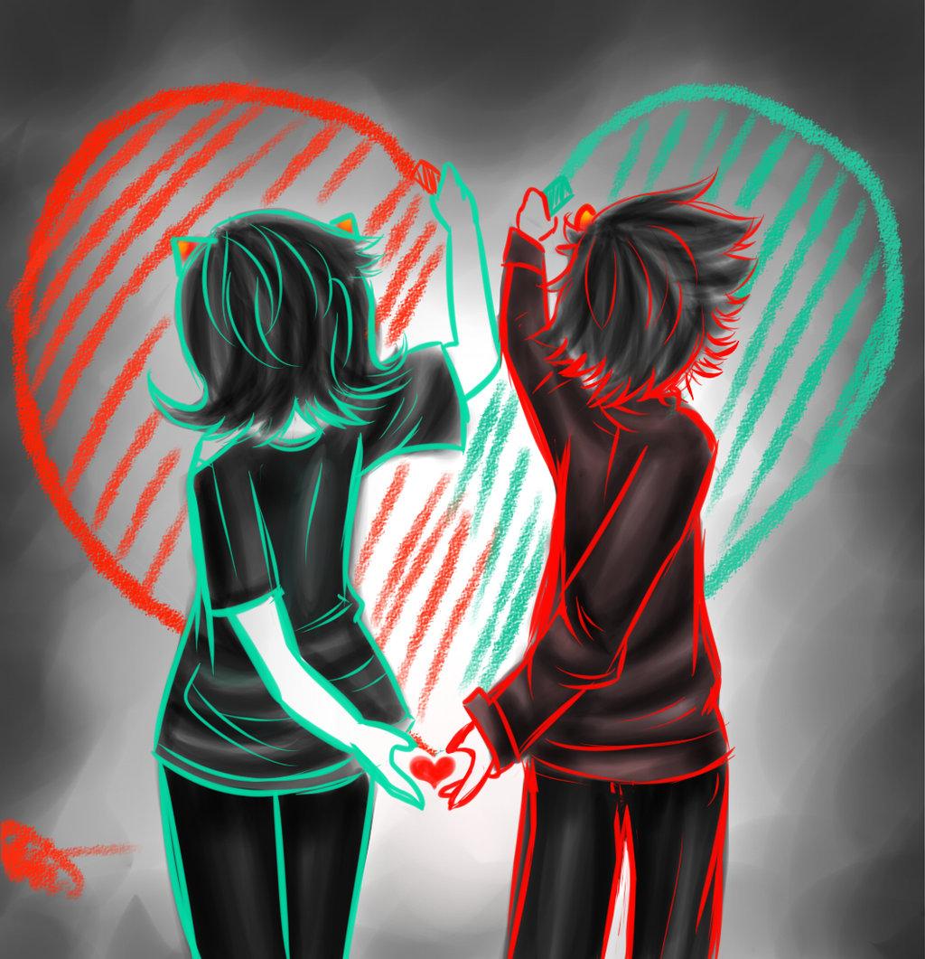 Drawn love DeviantArt Drawn by Love Love