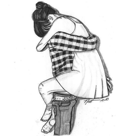 Drawn hug love Ideas drawings Google tumblr on