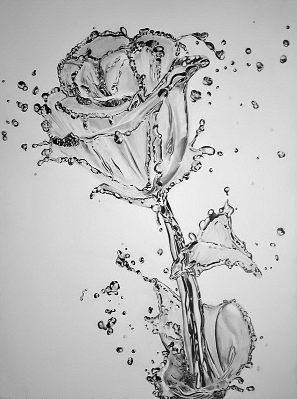 Drawn rose i love you Pinterest Best pencil on Drawings