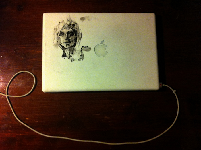 Drawn macbook pen – lid anoved macbook net