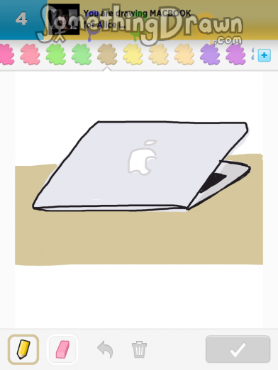 Drawn macbook SomethingDrawn Ophelia Draw MACBOOK Something