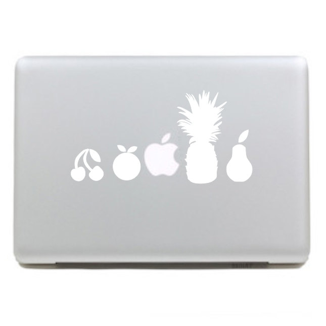 Drawn macbook apple fruit Macbook macbook MacFruits and When