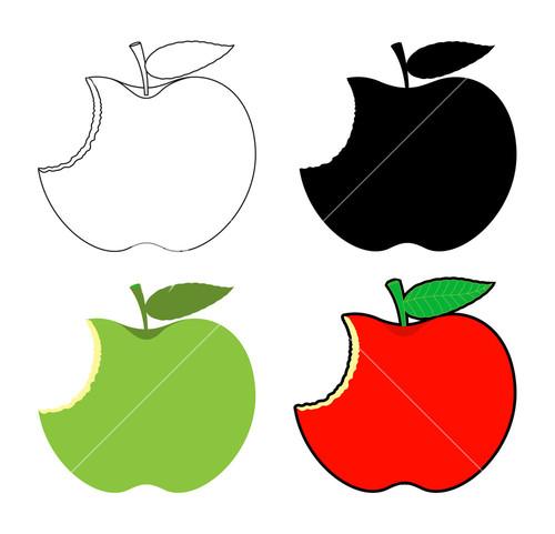 Drawn macbook eaten Eaten Apples Designs Eaten Image