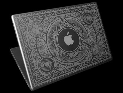 Drawn macbook engraved Ipad Iphone macbook 31 and