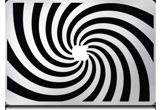 Drawn macbook illusion art Macbook Swirl Macbook Decals Decals