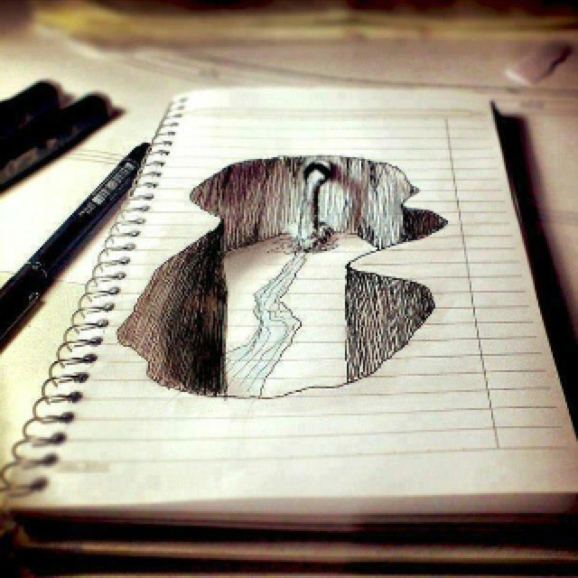 Drawn macbook illusion art Images into put Pinterest this