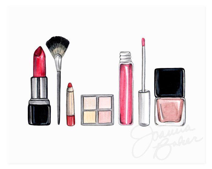 Drawn makeup On Makeup 20+ Pinterest drawing