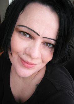 Drawn makeup Wrong Fails! if eyebrows 17