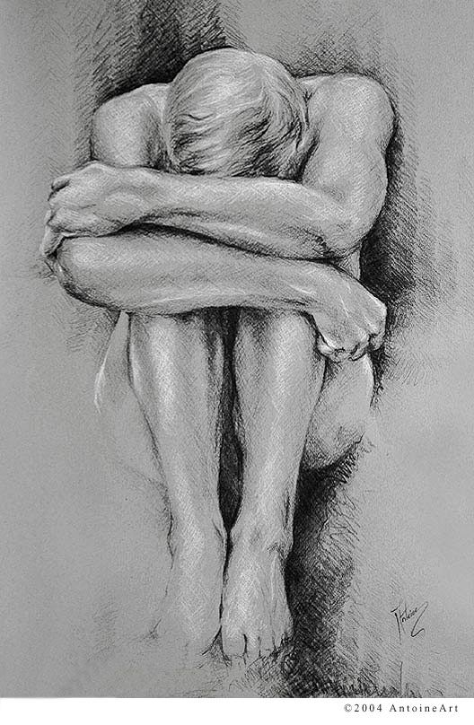 Drawn figurine composition Sure read drawing you Pinterest