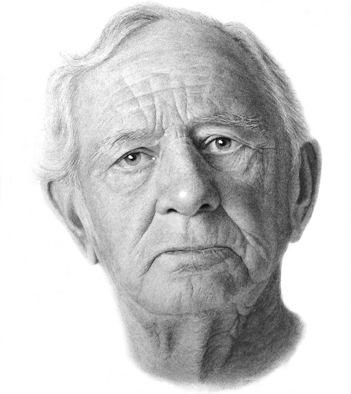 Drawn portrait professional Hillberry by Realistic Techniques Realistic