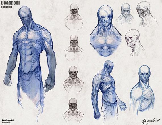 Drawn men wolverine origin #10
