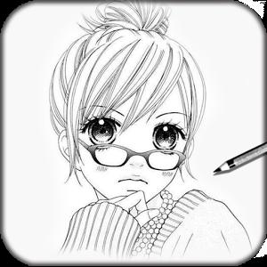Drawn manga Art drawn hand anime world