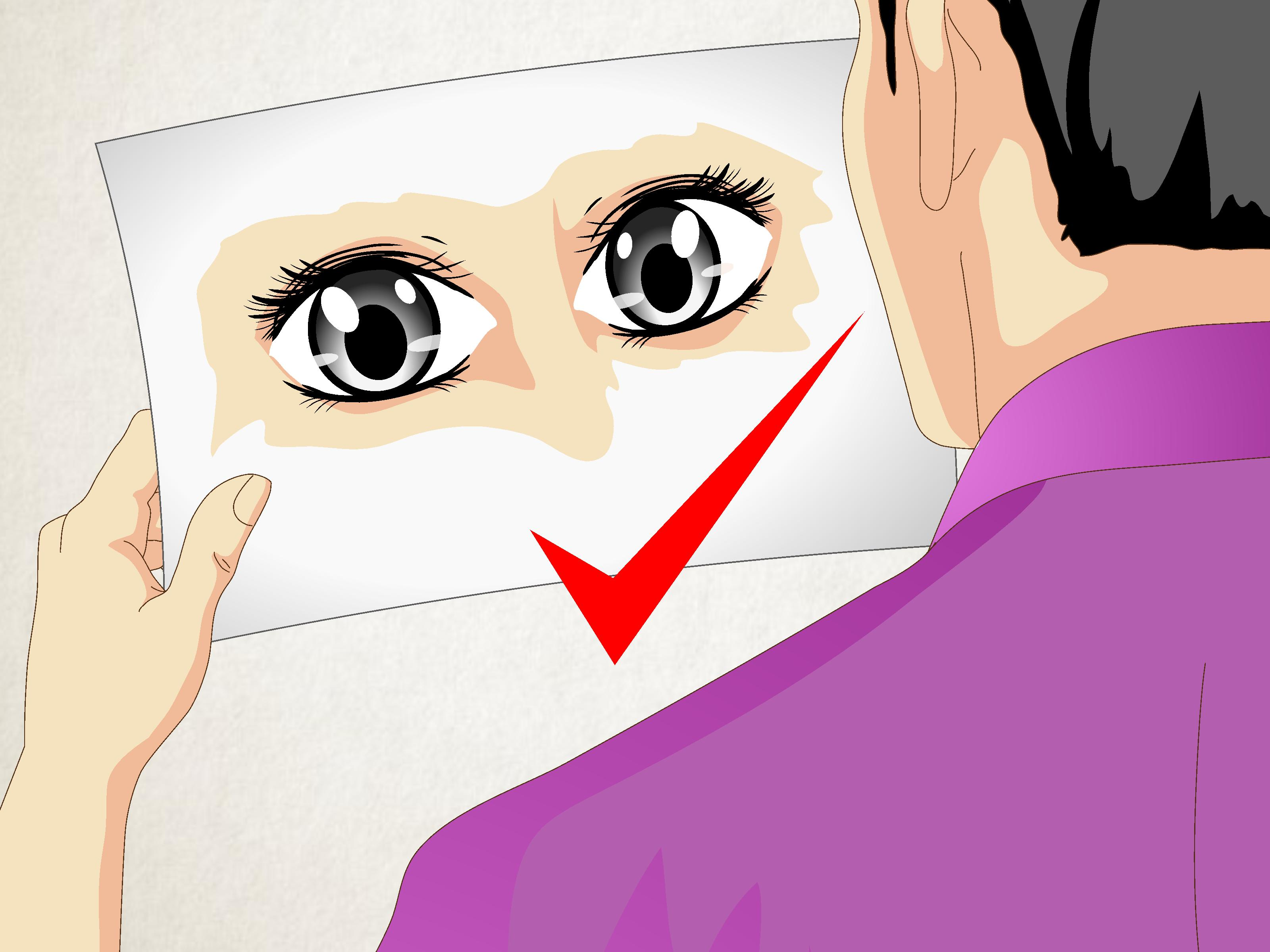 Drawn contrast perfect eye 8 Draw (with Pictures) How