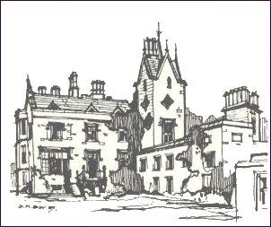 Drawn mansion Web Ammanford site drawn in