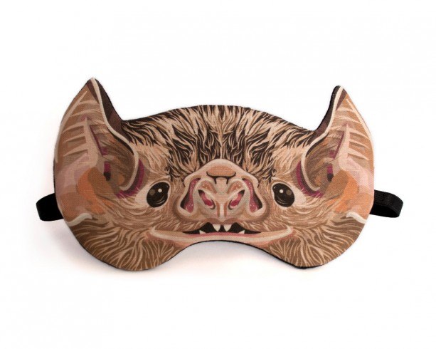 Drawn masks bat Will aftcra hand and one