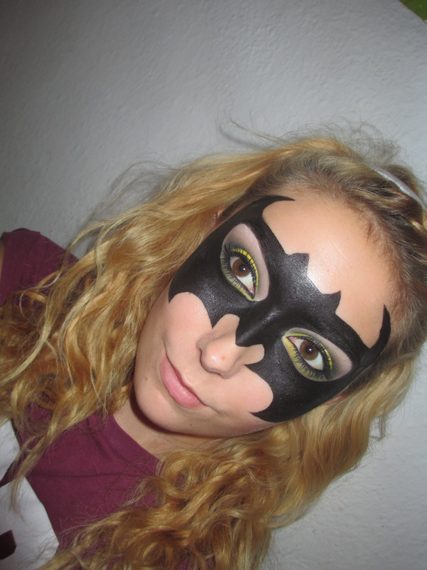 Drawn masks batwoman Batgirl Mask Masks Mask Pinterest