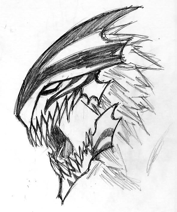 Drawn scythe bleach Zoro  [1 3] Takahashi