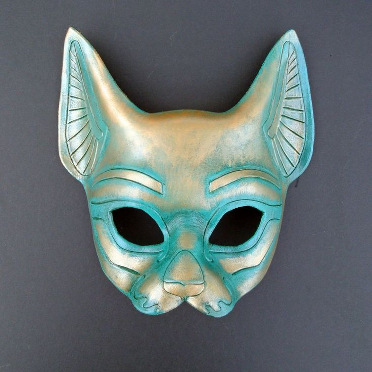 Drawn masks cat Cats Egyptian on by *merimask