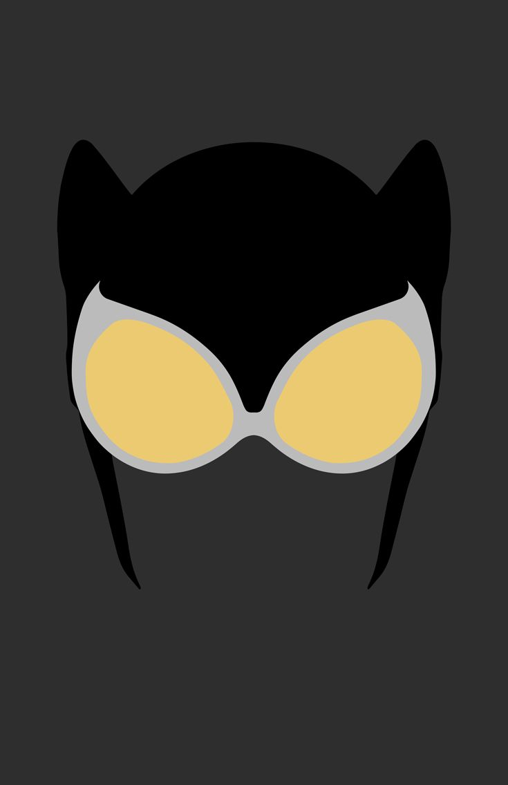Catwoman clipart grey Maske Catwoman by Pinterest 25+