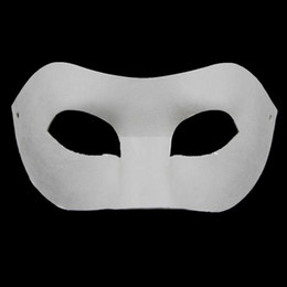 Drawn masks drawing Paper masks Discount White Drawing