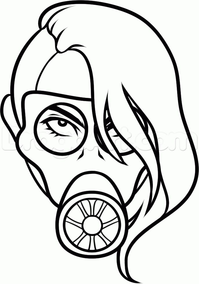 Drawn masks drawing Best  on images 101