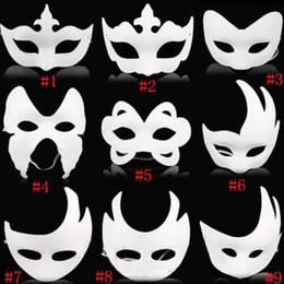 Drawn masks drawing Crown DIY dhl white hand