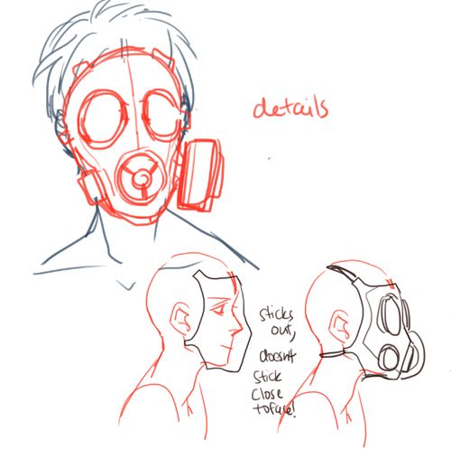 Drawn masks drawing Dance Children Happy hold with