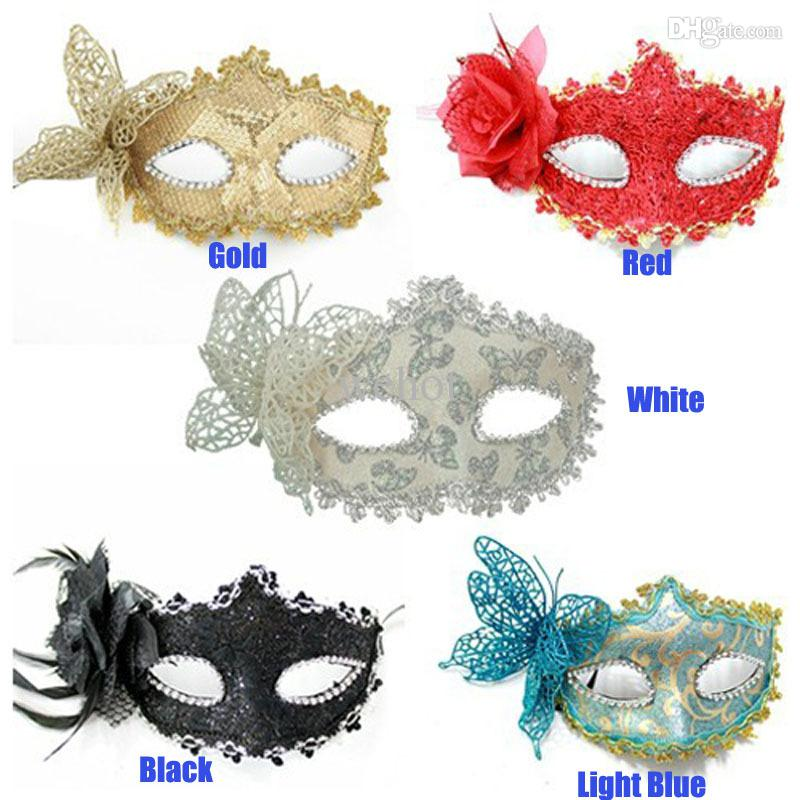 Drawn masks fancy mask Wholesale  Drawing image Colored