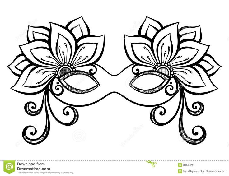 Drawn masks fancy mask Google on best drawing 19
