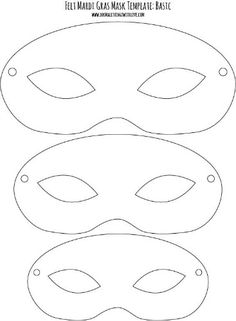 Drawn masks felt mask And printable} Masking for Masks