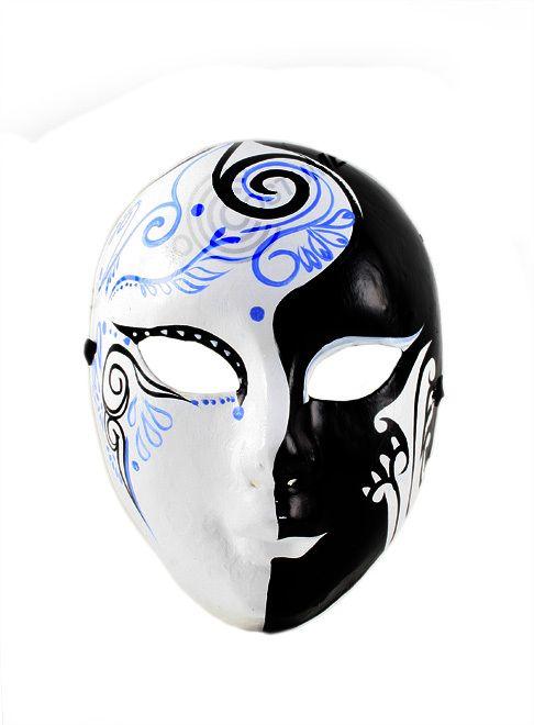 Drawn masks full mask Athenas 25+ Mask Pinterest ideas