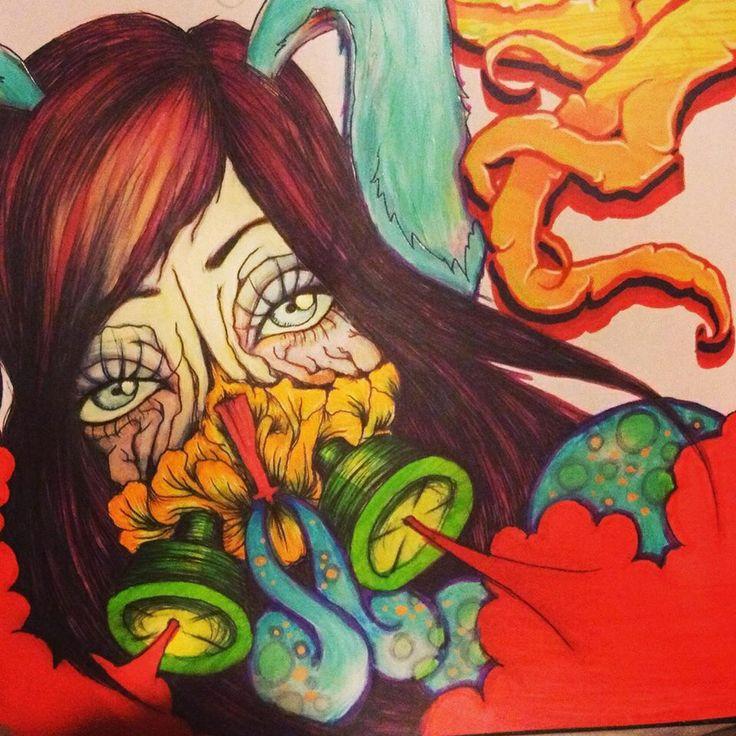 Drawn masks love Girl deviantart on images tattoo