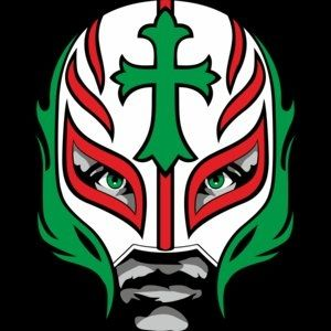 Drawn masks rey mysterio WWE images 16 Search Pinterest
