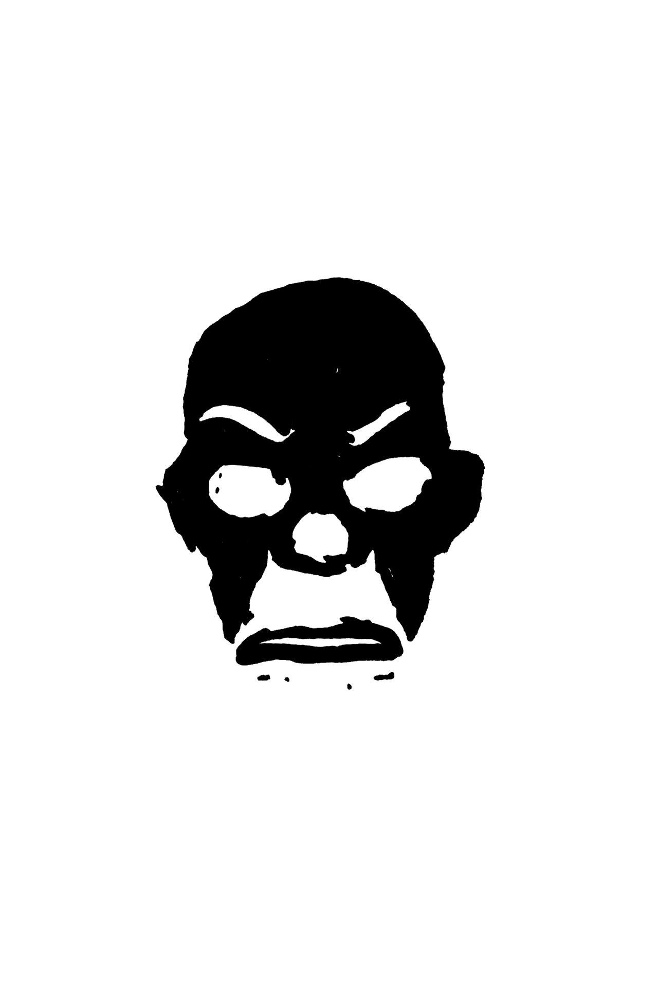 Drawn masks robber Mask bookabooka bookabooka Mask Bank