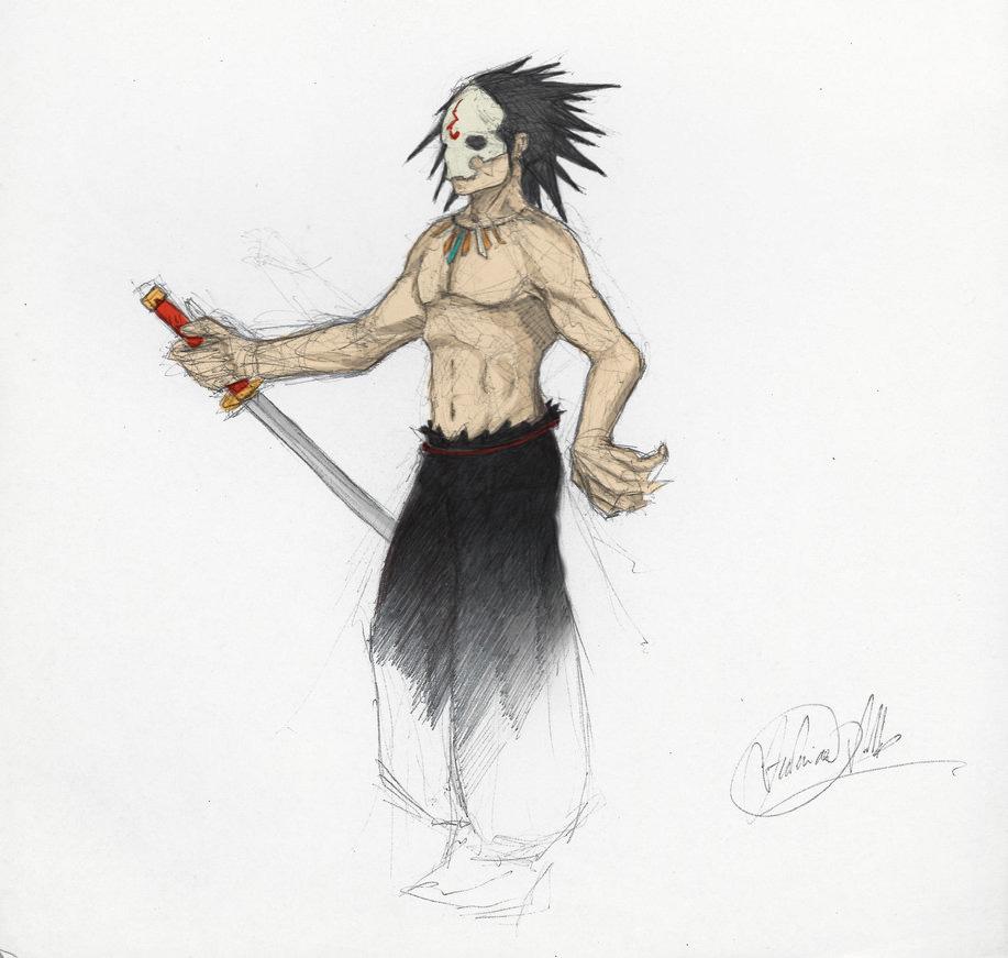 Drawn masks shaman DeviantArt Mask Shaman on 0