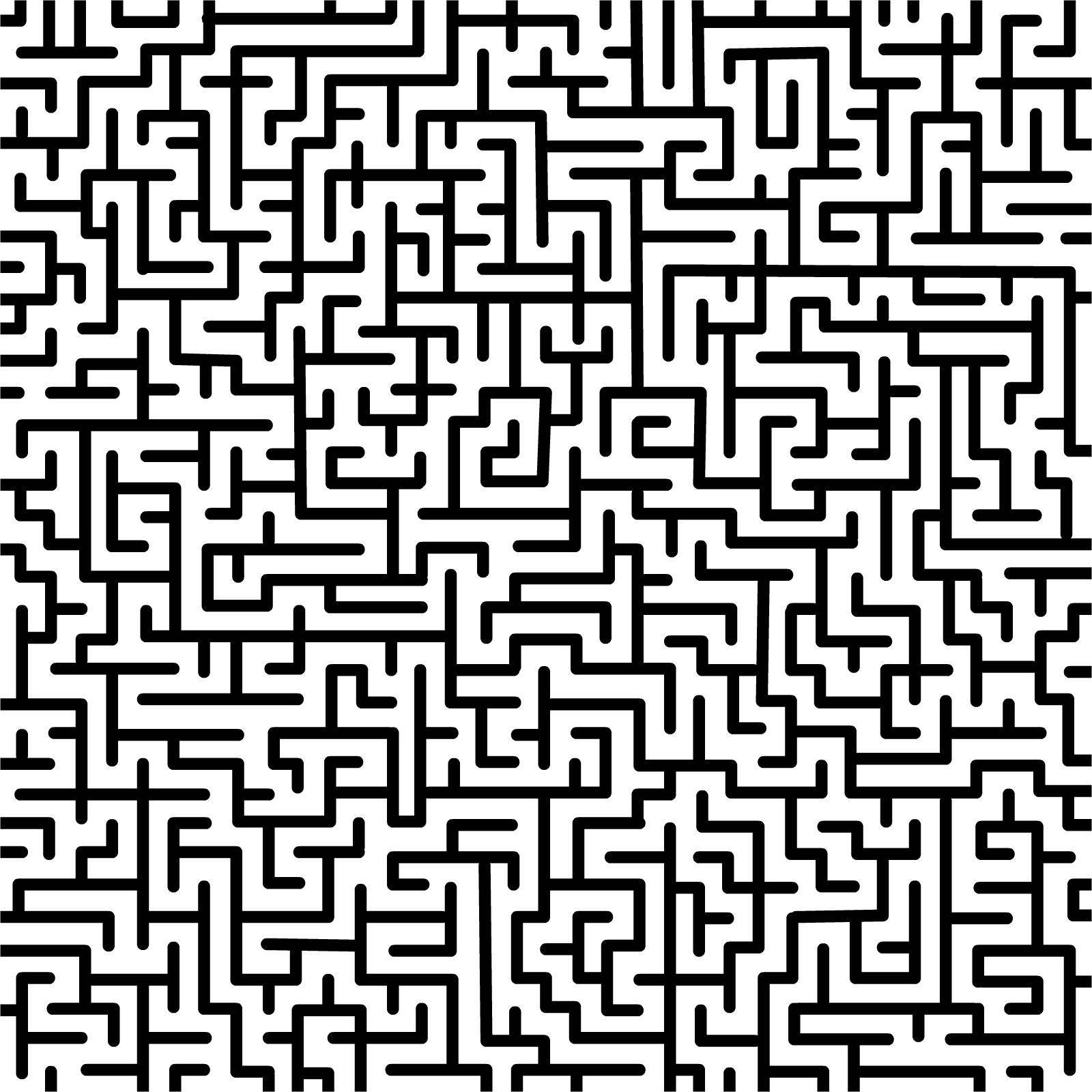 Drawn maze Me maze A A »