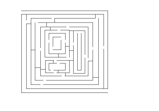 Drawn maze Maze: How to to Steps