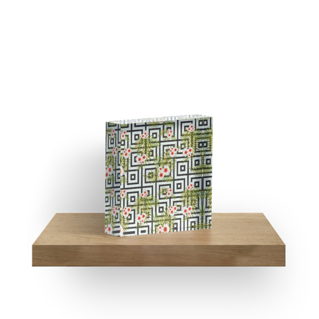 Drawn maze block From  Maze vector geometric