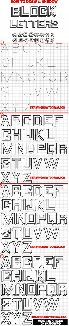 Drawn maze block Them x Uppercase X Letters