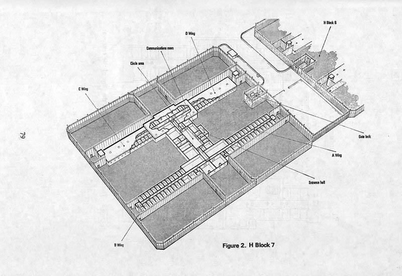 Drawn maze block Inquiry Escape HMSO: showing view