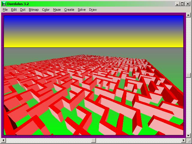 Drawn maze daedalus View: full Labyrinth: A true