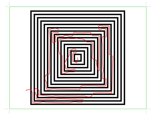 Drawn maze easy Creativity cover want entire to
