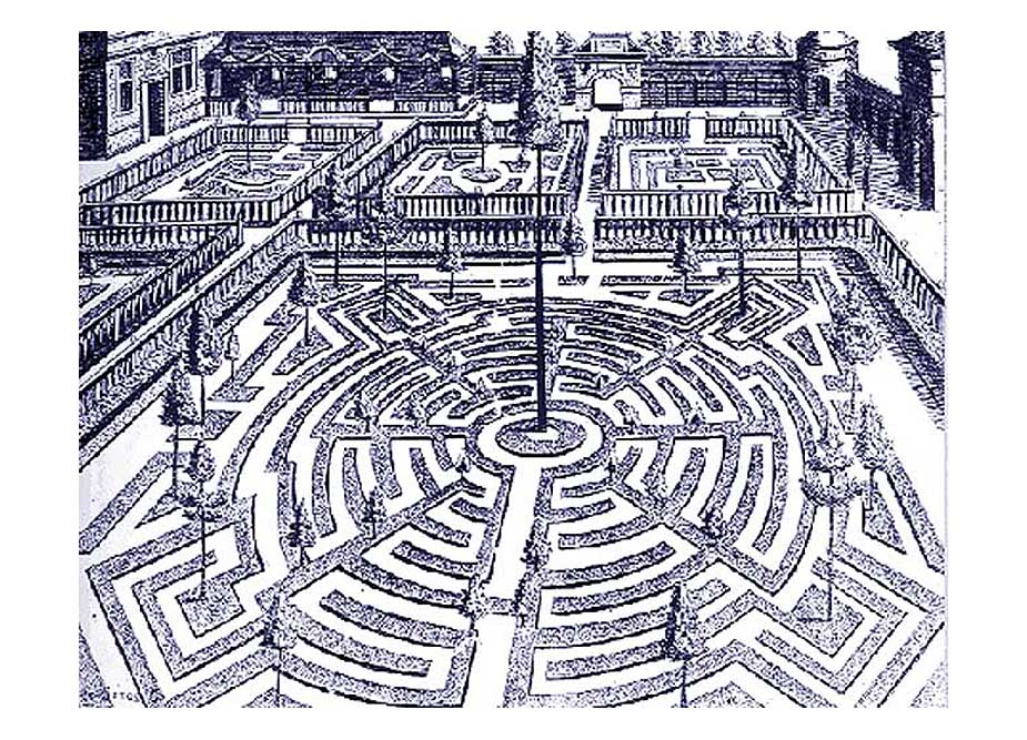 Drawn maze interesting Mazes of How are and
