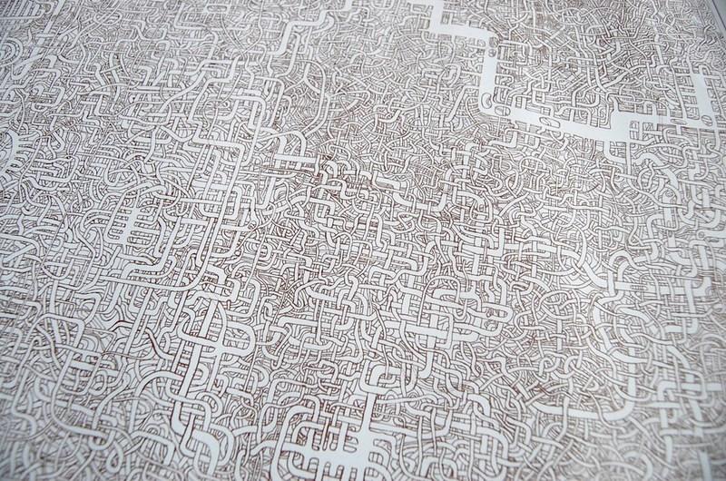 Drawn maze intricate Hand 23 janitor creating PLAIN