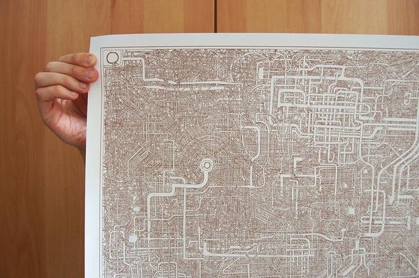 Drawn maze janitor Maze & spoon – Papa's