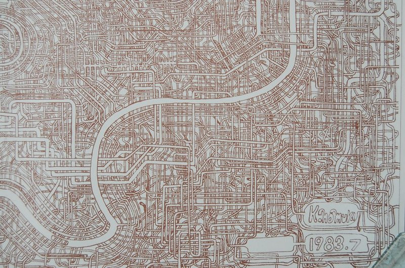 Drawn maze janitor  Spends Drawing To Be
