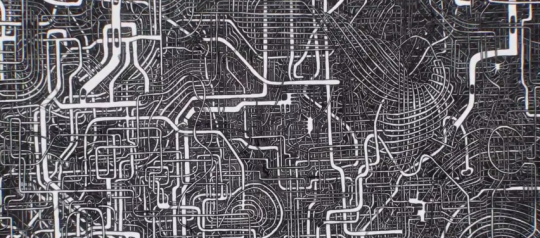 Drawn maze janitor And japanese Tumblr like maze